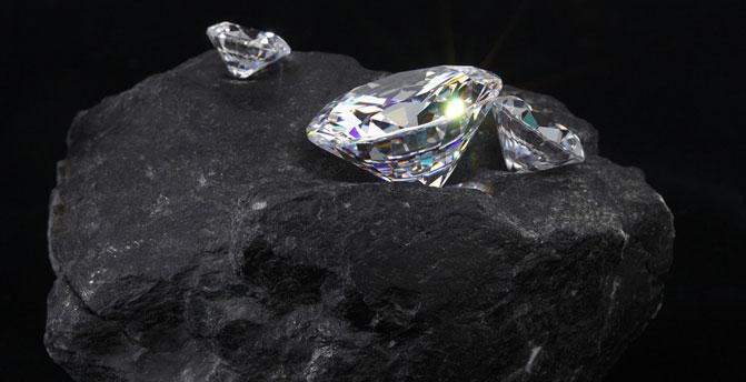 Алмаз какой он на вид и твердость