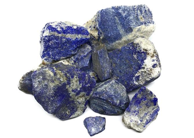 лазурит очень красивый синий цвет