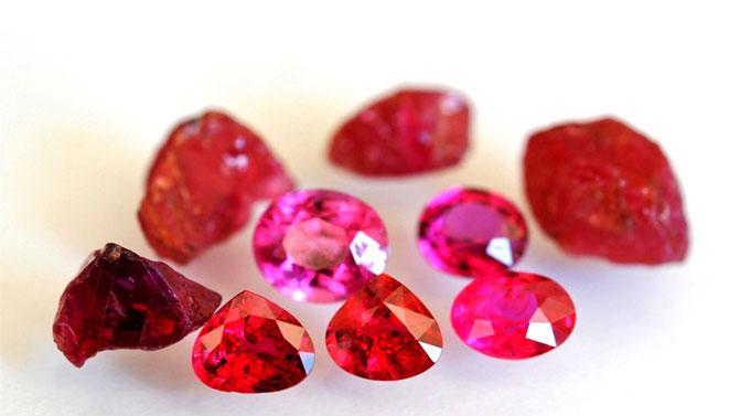 Рубин драгоценный камушек, очень желанный многим