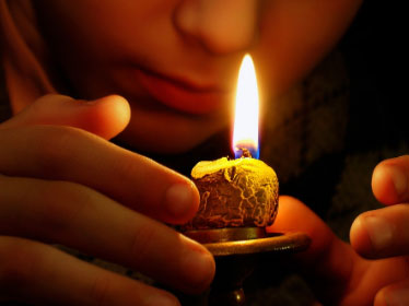 отворот с помощью простой свечи, важно - без фото